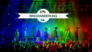 BTS RINGWANDERUNG 8D  USE HEADPHONE EARPHONE