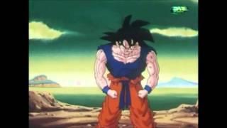 Songoku transforma-se em Super Guerreiro!