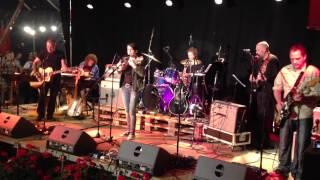 """Nina Dimitri """"Hoy"""" de Gian Marco(Perù) ( Live)  gravado con el iPhone el 9.8.2013"""
