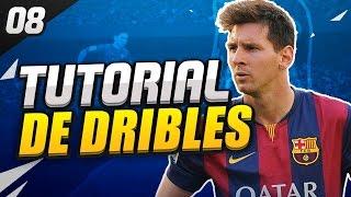 TUTORIAL DE DRIBLES/SKILLS FIFA 16 (PS4/PS3 e XBOX ONE/360) #08