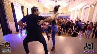 Carlos Espinosa y M. Angeles [El Farsante - Ozuna feat. Romeo Santos ] @Love Dance Academy Malmö