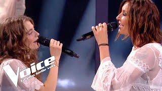 Michel Berger (Seras-tu là) | Maëlle et Zazie | The Voice France 2018 | Finale
