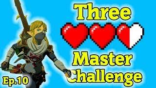 The Legend of Zelda: Breath of the Wild | Three Heart Master Challenge | Episode 10 |