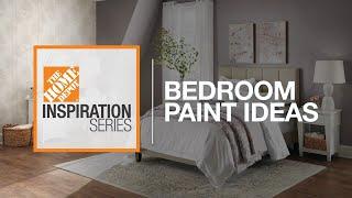 A video on bedroom paint ideas