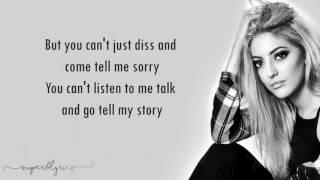 Drake - Controlla (Sofia Karlberg Cover)(Lyrics)