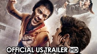 VENGEANCE OF AN ASSASSIN Official US Trailer (2015) - Panna Rittikrai Action Movie HD