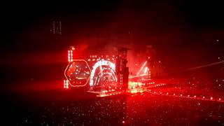 2017-06-22 - Coldplay - Bruxelles - Live - a head full of dreams - Something Just Like This