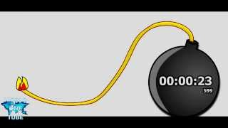 30 Seconds Countdown Timer Alarm Clock