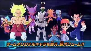 Dragon Ball Fusions : PRESENTATION JP 3DS