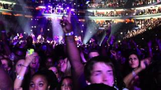 Beyoncé - Love On Top Live (The Mrs. Carter Show) - Wells Fargo Center Philly