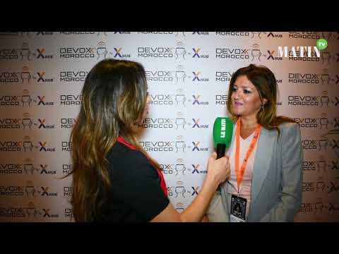 Video : Lamia Benmakhlouf : «Le Devoxx Morocco est d'un grand apport pour les développeurs de la région Souss-Massa»