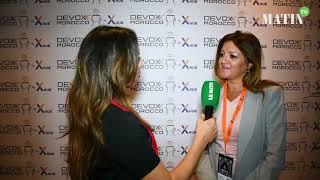 Lamia Benmakhlouf : «Le Devoxx Morocco est d'un grand apport pour les développeurs de la région Souss-Massa»