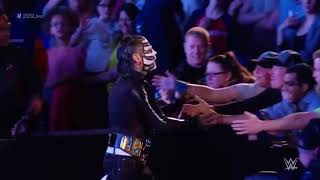 Jeff Hardy Entrance with No more Word