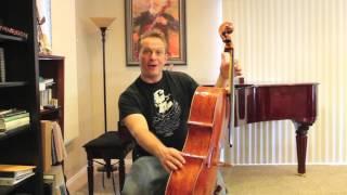 Cello Instruction: How to vibrato #2