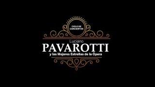 Ciclo de Conciertos - Luciano Pavarotti (Exclusivo en UVK Multicines Basadre)