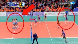 Don't Celebrate Too Early - Volleyball :D