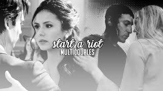 start a riot | multicouples