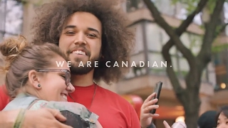 I Am Canadian - What Makes Someone Canadian? Great Commercial
