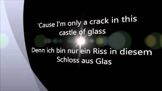 Linkin Park - Castle of Glass(Lyrics + Übersetzung)