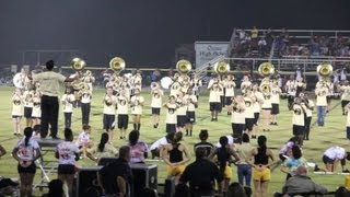 Ocoee Marching Band featuring Blurred Lines by Robin Thicke