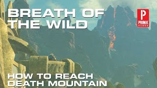 Zelda: Breath of the Wild - Reach Goron City with Heat and Flame Resistance
