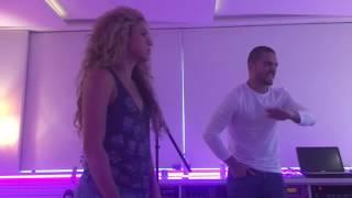 Shakira ft Maluma: the making of Chantaje