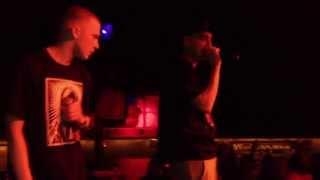 the Chemodan - В голову фит Brick Bazuka @ live in Izhevsk [19.04.13]