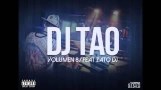 DJ TAO   ENGANCHADO 2015  VOLUMEN 8 de facu