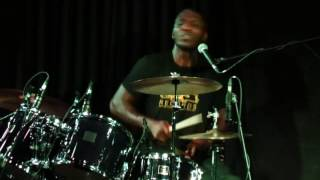 Cedric Burnside At Violet's Venue 11/18/16