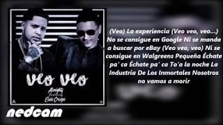 Letra - Veo Veo - Almighty ft. Elvis Crespo