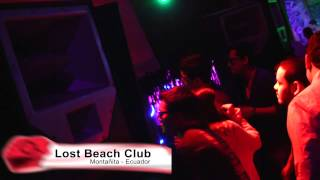 LOST BEACH FESTIVAL 2.0 MARK JENKYNS INXEC GABRIEL SORDO @MONTAÑITA