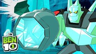 Ben 10 | Diamondhead's Alien World | Episode 1 | Cartoon Network