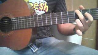 Eddie Vedder- Rise (cover in Standard Tuning E).avi