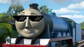 Thomas & Friends effortless Gordon takes a tumble #1