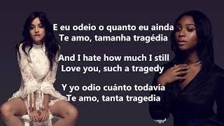 Fifth Harmony - All Again Tradução em Português e Espanhol Lyrics (Música excluida + DOWNLOAD)
