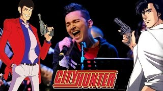 LUPIN III e la sigla di City Hunter - Live @ Auditorium Parco della Musica - Roma