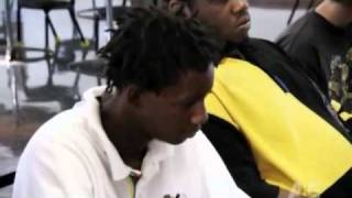 "Best Beyond Scared Straight Speech - ""Six Nine"" Lieber Prison - Double Homicide"