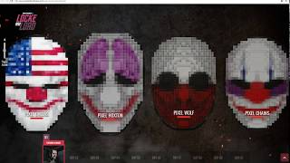PayDay 2 Ivent Crimefest 2017 Locke & Load more new contents