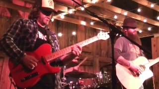 Cody at Luckenbach's Dance Hall - Alone