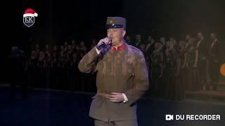 """""""Pukni zoro"""" u izvođenju soliste Saše Vukovića i hora AKUD Ivo Lola Ribar, dirigent Milovan Pančić"""