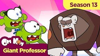 Om Nom Stories - Super-Noms: Giant Professor