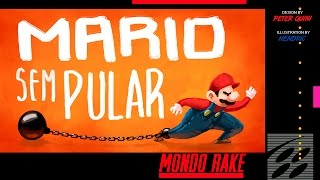 Super Mario World - Sem Pular