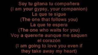 Amor Gitano - Beyonce Ft Alejandro Fernandez