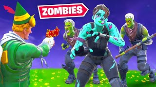 Fortnite *ZOMBIES* Horde Custom Gamemode!
