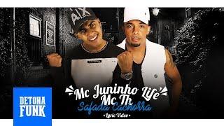 MC Juninho Life e MC TH - Safada Cachorra (Lyric Video) DJ Bekinho