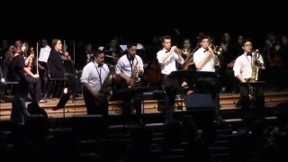 "The Line ""Funkytown"" PMHS Pops Concert 2016"