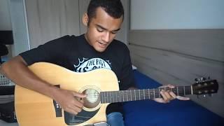 Como tocar Melanina (Junior Lord) com 2 acordes no violão