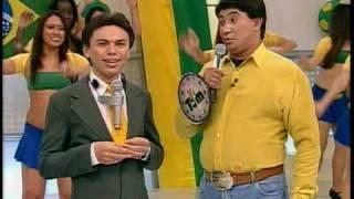 SILVIO SANTOS COVER show do tom - contrateja@hotmail.com www.wix.com/comediante/claudismar
