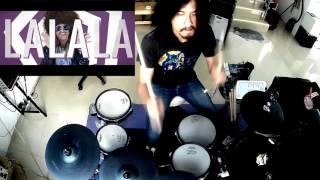 Geo Da Silva & Jack Mazzoni - Disco Disco Good Good( Electric Drum cover by Neung))