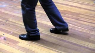 Woody Lane acappella flatfooting at NEFFA 2011